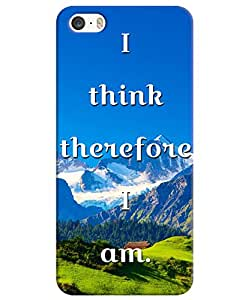 FurnishFantasy 3D Printed Designer Back Case Cover for Apple iPhone 5,Apple iPhone 5s