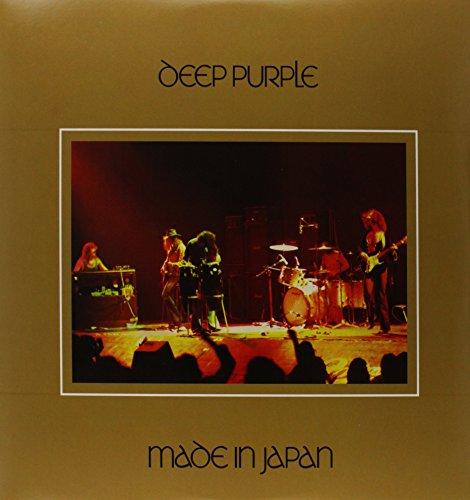 Album Art for Made in Japan (180 Gram Audiophile Vinyl) Ltd. Ed. 2 LP Set by DEEP PURPLE