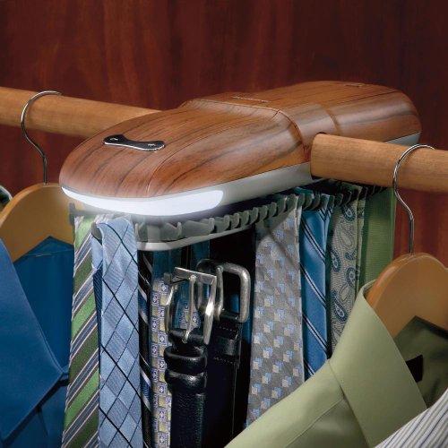 Automatic Tie Rack