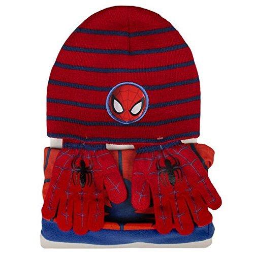 marvel-set-invernale-cappello-scaldacollo-e-guanti-spider-man