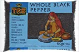 TRS - Whole black pepper 400g (400g)