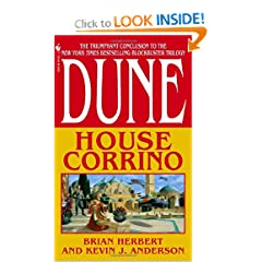 House Corrino (Dune: House Trilogy, Book 3) by Brian Herbert,&#32;Kevin J. Anderson and Stephen Youll