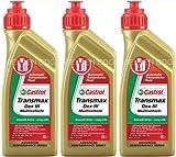 Castrol Transmax Dex 111 Gear oil CAS-1713-7160-3 - 3x1L = 3L