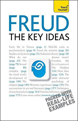 Freud - the Key Ideas: Teach Yourself (Teach Yourself Philosophy)