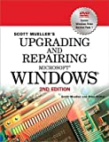 img - for Upgrading and Repairing Microsoft Windows [UPGRADING & REPAIRING MS WINDO] book / textbook / text book