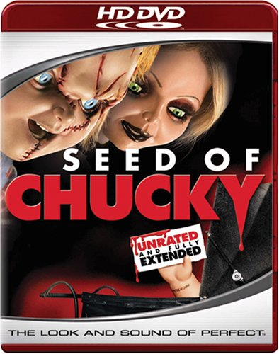 Cover art for  Seed of Chucky (Unrated and Fully Extended) [HD DVD]