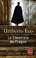 Le Cimetière de Prague © Amazon