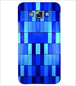 PRINTSWAG RECTANGLE PATTERN Designer Back Cover Case for SAMSUNG GALAXY J7
