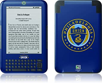 Skinit Kindle Skin (Fits Kindle Keyboard), Philadelphia Union