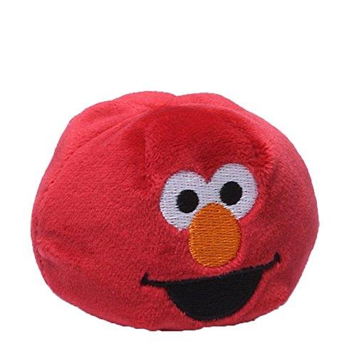 Sesame Street 4048670 Elmo Beanbag Pal Plush - 1