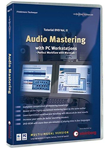 friedemann-tischmeyer-audio-mastering-tutorial-dvd-volume-2-mac-pc-reino-unido