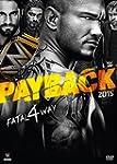 Wwe: Payback 2015 [Import USA Zone 1]