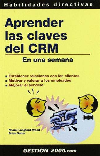 Aprender las claves del CRM: En una semana