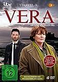 DVD Cover 'Vera: Ein ganz spezieller Fall - Staffel 3 [4 DVDs]