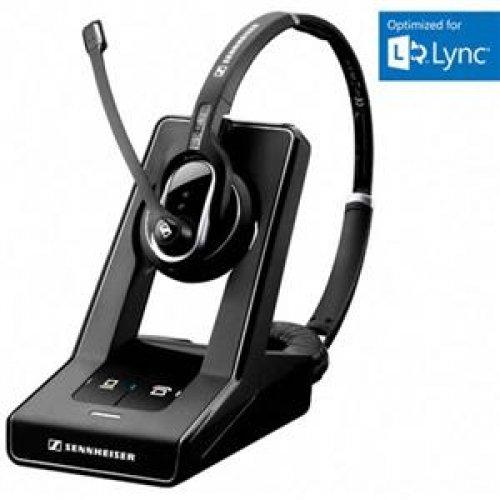 Sennheiser Electronic Dect Wireless Binaural Headset - Lync Certified / Sd Pro2 Ml /