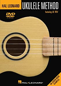 Hal Leonard Ukulele Method - DVD/Instructional/Folk Instrmt - DVD