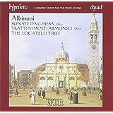6 Sonate Da Chiesa Op.4 - 12 Trattenimenti Armonici Per Camera Op.6