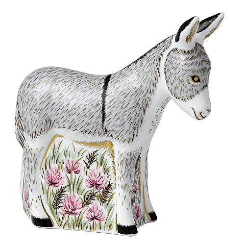 Royal Crown Derby - Fermacarte - Donkey foal