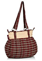 Home Heart Womens Shoulder Bag (Multi-Color) (3108)