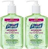 Purell Adv Aloe 8oz Pump