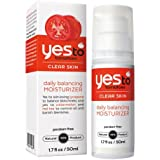 Yes To Tomatoes Crème Hydratante Visage Equilibrante Quotidien 50 ml