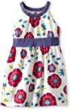 Tea Collection Girls 2-6X African Poppy Halter Dress
