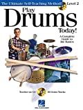 Scott Schroedl Play Drums Today! - Level 2: A Complete Guide to the Basics [With CD] (Play Today Level 2)