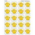 Teacher Created Resources Gold Paw Print Stickers (4543)