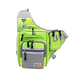 Madbite slingback fishing backpack soft for Amazon fishing gear