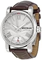 Montblanc Men's 102342 Star 4810 Silver Dial Watch by Montblanc