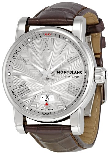 Montblanc Men's 102342 Star 4810 Silver Dial Watch