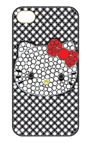 Apple iPhone 4 4S Hello Kitty Shiny Diamond Crystal