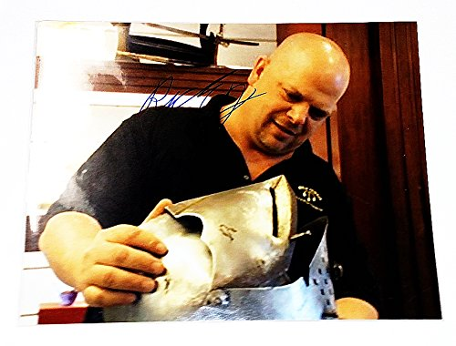 autographed-rick-harrison-tv-personality-pawn-stars-history-channel-show-signed-11x14-glossy-photo-w