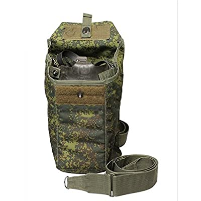 Gas Mask Model: Russian Military Pouch for Gas Mask by Techincom by Techincom :: Gas Mask Bag :: Army Gas Masks :: Best Gas Mask
