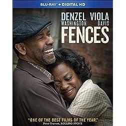 Fences [Blu-ray]
