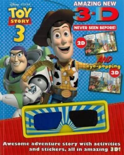Disney 3d Story and Activity: Disney