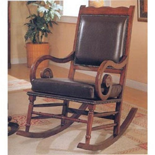 Rocking Chair Wooden front-668472