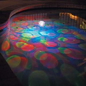 AquaGlow 3555 Underwater Light Show