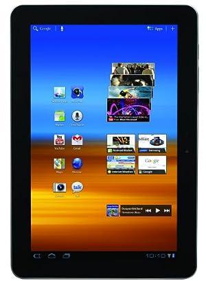Samsung Galaxy Tab  GT-P7510MAVXAB Tablet