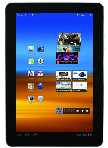 Samsung Galaxy Tab (10.1-Inch, 16GB, Wi-Fi)