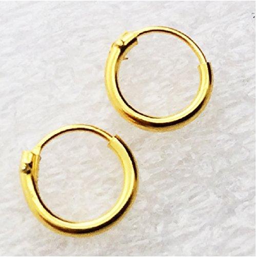 ultra-small-hoop-earrings-18k-gold-over-silver8mm-endless-hoopsnosecartilageearslips-by-left-coast