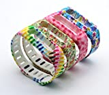 HoneyLife Fitbit One fashion Silicone Replacement Wristband Bracelet/ Wirel ....