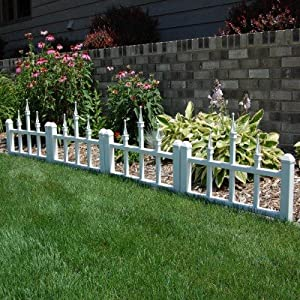 Dura-trel Camelot Edging Fence