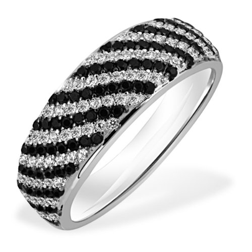 Goldmaid Sterling Silver Ring  153 Black and