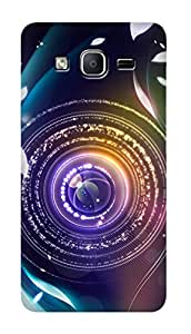 SWAG my CASE PRINTED BACK COVER FOR SAMSUNG GALAXY ON7 Multicolor