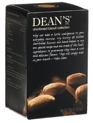 Buy Dean's Shortbread Buscuit Collection, 4.2 Ounce Box (Pack of 8) (Dean's, Health & Personal Care, Products, Food & Snacks, Snacks Cookies & Candy, Cookies)