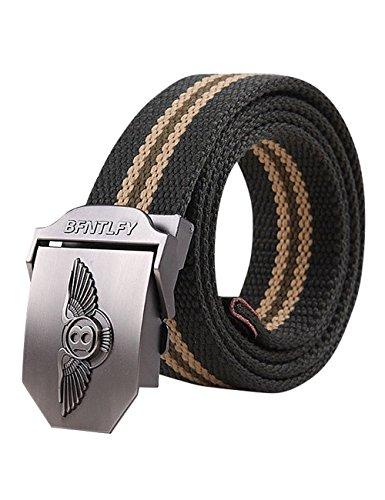 menschwear-mens-adjustable-cotton-canvas-belt-metal-buckle-military-style-grey-stripe