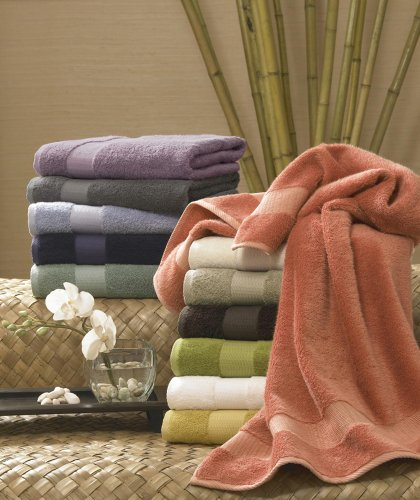 Bamboo Sauna Towels: Hint TurkishTowels Absorbent Bath Towel, 60% Cotton, 40