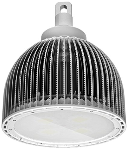 Hb003 Duda Led High Bay Industrial Light 150 Watts, 14,250 Lumens, 120° Angle 100-240V Ac/50/60 Hz, Hook & Wire Connection, 40,000+ Hours Anodized Aluminum Body