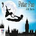 Peter Pan Hörbuch von J. M. Barrie Gesprochen von: Judy Dick